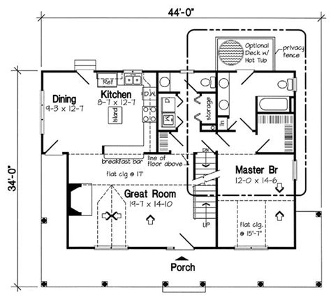 southern country house plans 171 floor plans country southern house plan 34602