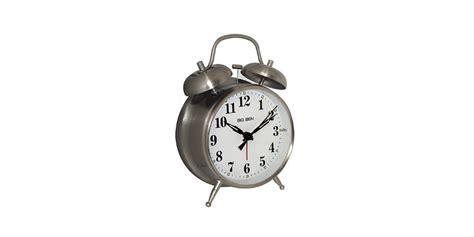 westclox bell alarm clock only 3 95 freebies2deals
