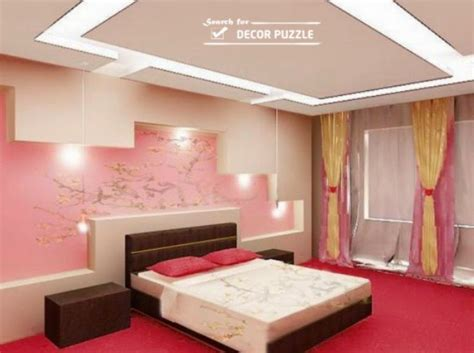 bedroom wall ceiling designs modern pop wall designs and pop design photo catalogue 2015
