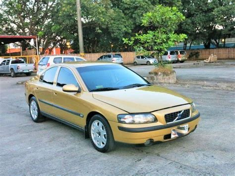 2001 volvo s60 transmission 2001 volvo s60 for sale 65 000 km automatic