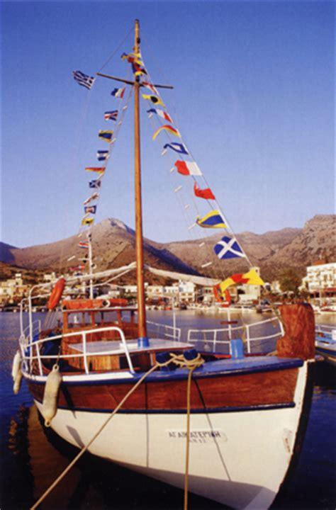 boat dress flags boating flag traditions etiquette flagandbanner