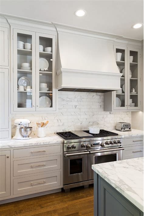 Rohl Kitchen Faucet by The Ultimate Gray Kitchen Design Ideas Home Bunch