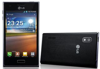Hp Lg L5 Optimus techno site july 2012