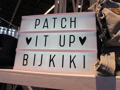Tas Trendy Giardino 681 trend voor de winkelvloer patches bengels