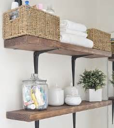 shelves for small bathrooms small bathroom storage ideas mybedmybath