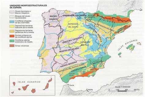 preguntas de geografia fisica de colombia geograf 237 a bloque ii pr 225 ctica i el relieve pen 237 nsular