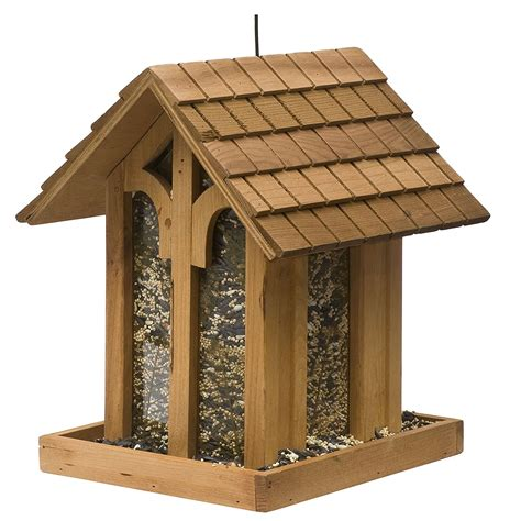 heritage farms bird feeder squirrel proof seed hanging pet