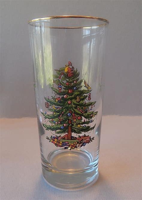 spode glasses spode tree highball glasses from