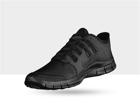 all black nike free 5 0 cool black nikes