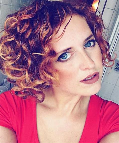 curly chin length cut 111 amazing short curly hairstyles for women to try in 2017