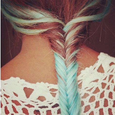 dip dye braids 1000 images about colored ombre tresses on pinterest