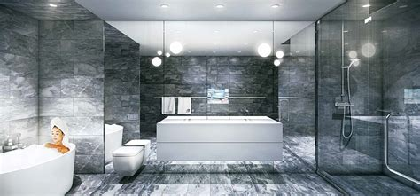 Marble Tile Bathroom Ideas vancouver house