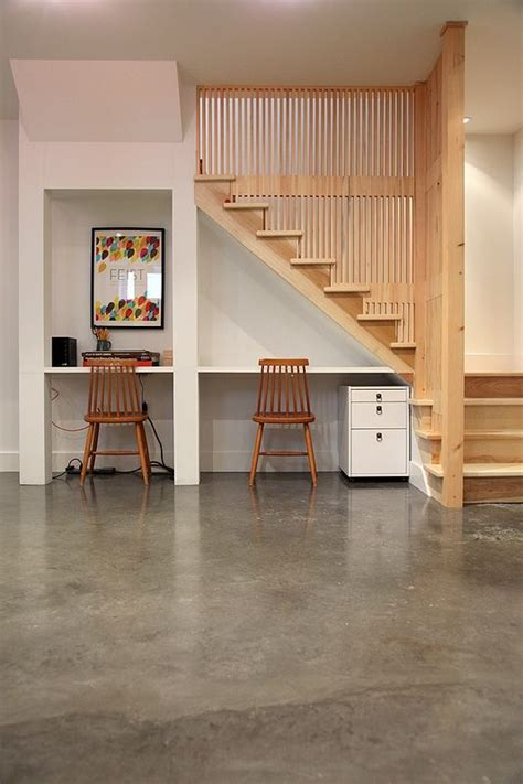 renovated basement ideas 25 best ideas about concrete basement floors on