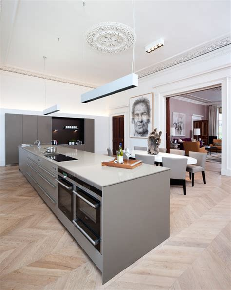 Kitchen Designer Edinburgh Edinburgh Town House Contemporary Kitchen Edinburgh By Cameron Interiors Edinburgh Glasgow