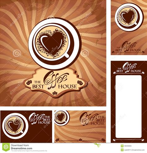 template designs of menu and business cards for co royalty