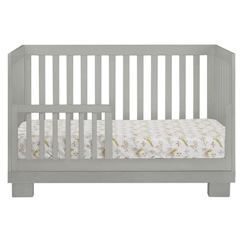 Gray Convertible Crib Grey Hudson Convertible Crib By Gray Convertible Crib