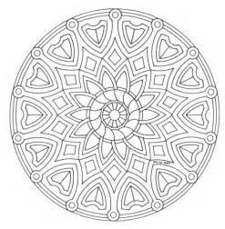 coloring pages mandala mandalas coloring pages