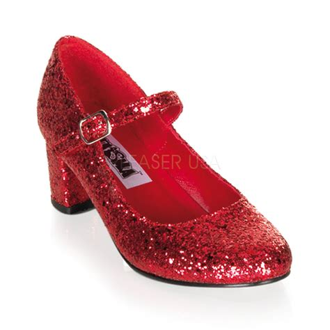ruby slippers for adults glitter ruby slippers dorothy wizard of oz costume