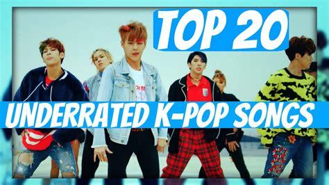 top 20 underrated k pop songs december 2016 week 1