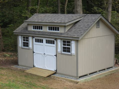 wooden storage sheds ebay amish built 10x16 a frame wood storage shed with upgraded