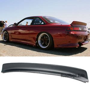 95 98 nissan 240sx s14 coupe rocket bunny style rear trunk