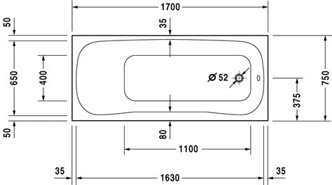 Bathtub Width Standard by Bathtubs Idea Interesting Standard Bathtub Dimensions