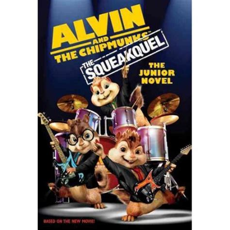 Walle The Junior Novelization the squeakquel alvin and the chipmunks the junior novel walmart