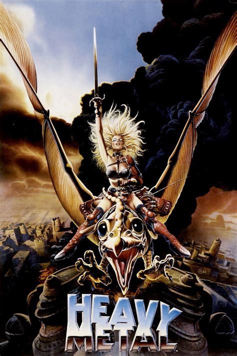 fantasy film uk craft heavy metal dvd release date
