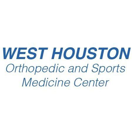 Detox Houston Reviews by West Houston Orthopedic And Sports Medicine Center 1
