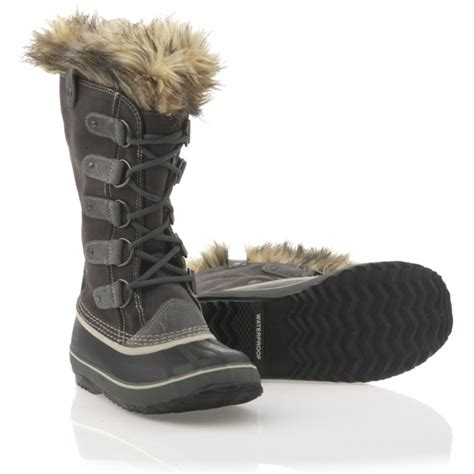 womans snow boots sorel joan of arctic boots womens snow boots sports