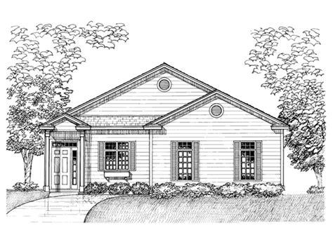 narrow lot ranch house plans narrow lot ranch house plans narrow lot three bedroom hwbdo76980 ranch from
