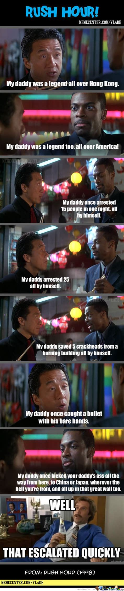 Rush Meme - rush hour memes best collection of funny rush hour pictures