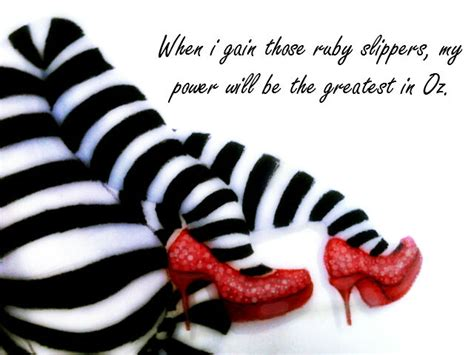 ruby slippers quote ruby slippers by chippo chan on deviantart