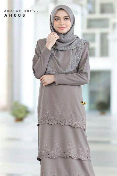 Baju Dress Arafah Dress busana muslimah
