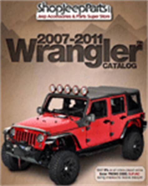 Jeep Wrangler Free Catalog Shopjeepparts Free Jeep Parts Catalog Jeep