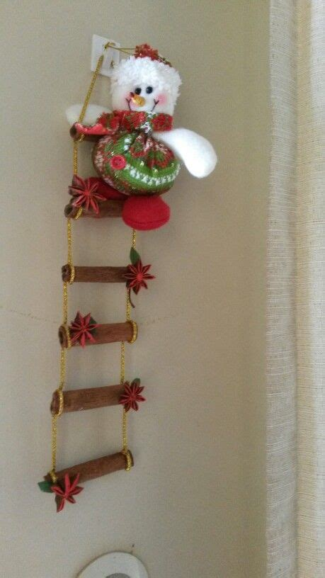 decoracion navide a sencilla m 225 s de 25 ideas incre 237 bles sobre escalera navide 241 a en