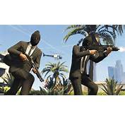 Five Online Heists Are Coming To GTA 5 With 20  Hours Of