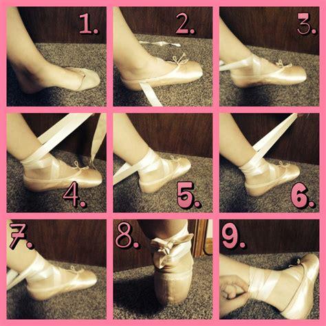 diy ballet shoes diy ballet pointe shoes style guru fashion glitz