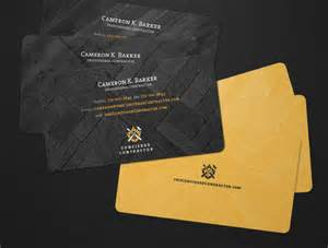 concierge business cards concierge contractor business collateral and promotional
