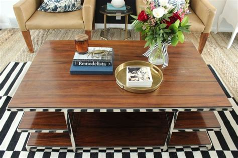 how to style a coffee table home decorating trends homedit