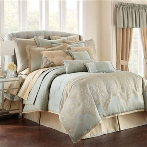 Gold King Comforter by Buy Aqua King Comforter Set From Bed Bath Beyond