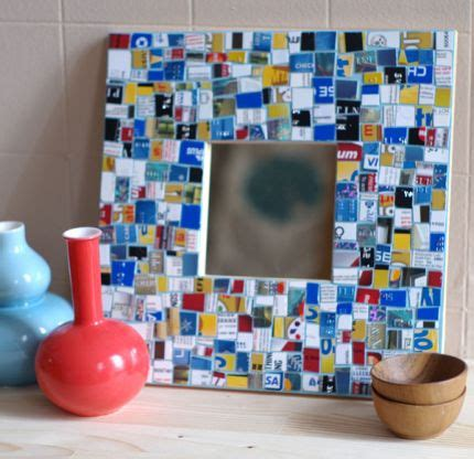 Create Mosaics Using Your Flickr Photos by How To Make A Mosaic With Your Plastic Craftstylish