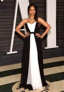 Vanity Fair Oscar 2015 Zoe Saldana 2015 Vanity Fair Oscar In