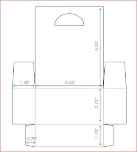Papercraft Box Template - 894 best images about papercraft templates on