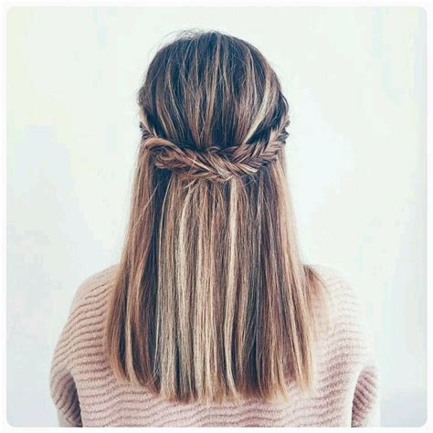cute hairstyles medium hair school pin by hairstylezz com on seasons pinterest prom