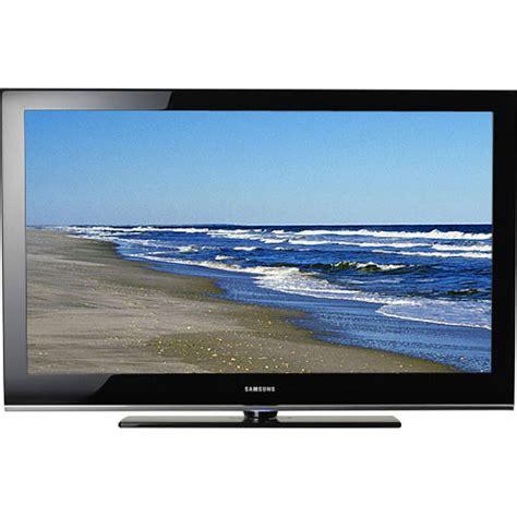 samsung 58 inch tv samsung pn58a550 58 quot 1080p plasma tv pn58a550s1fxza b h