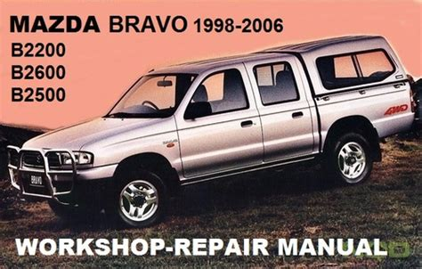 car owners manuals free downloads 1987 mazda b2600 windshield wipe control mazda bravo b2200 b2600 b2500 1998 2006 workshop manual download