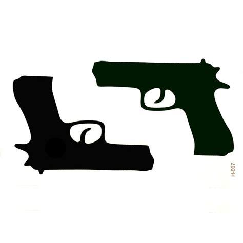 henna tattoo gun 17 best ideas about pistol gun tattoos on
