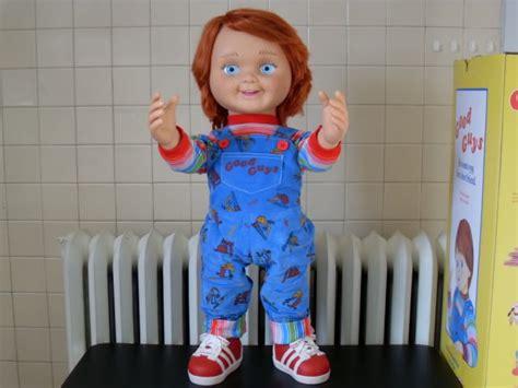 movie quality chucky doll the abandoned island of the dolls chucky as a doll