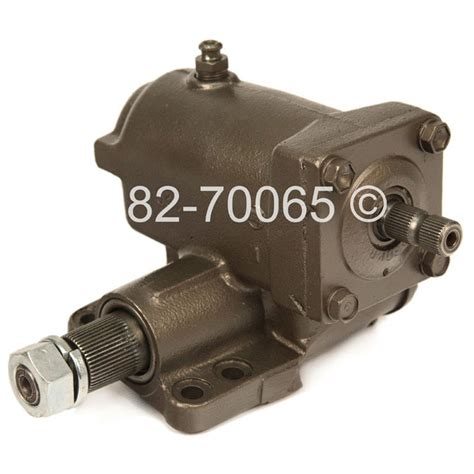Find A 1984 1991 Toyota 4 Runner Manual Steering Gear Box